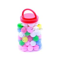 60pcs Color Ping Pong Balls