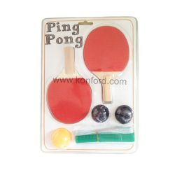 Table Tennis Racket Sett for Children