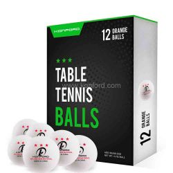 12pcs 3 Star Table Tennis Balls